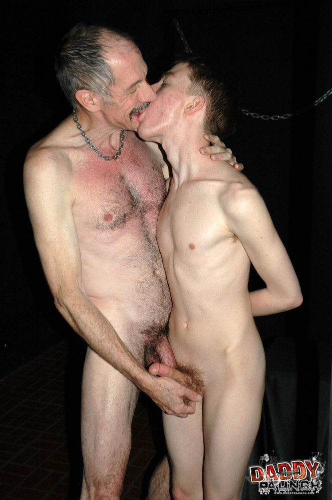 Young boy with grandpa gay porn