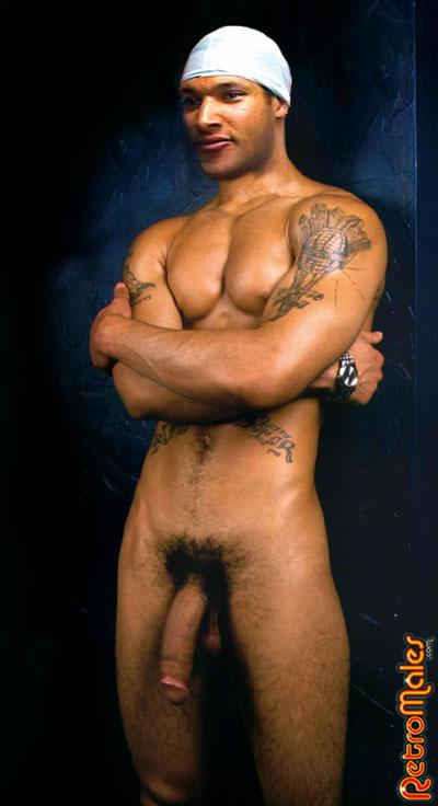Latino Papi model Frederico