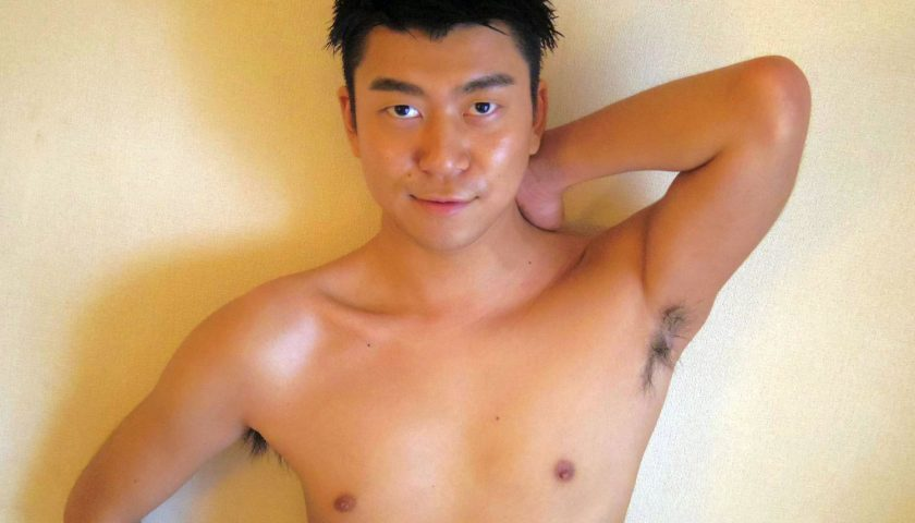Japanese Big Cock twink Jo from JapanBoyz