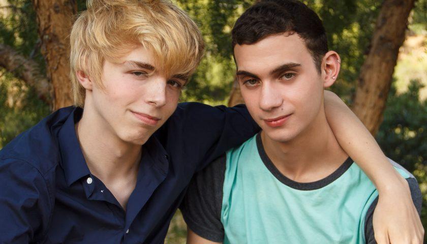 Jamie Ray and David Rhodes