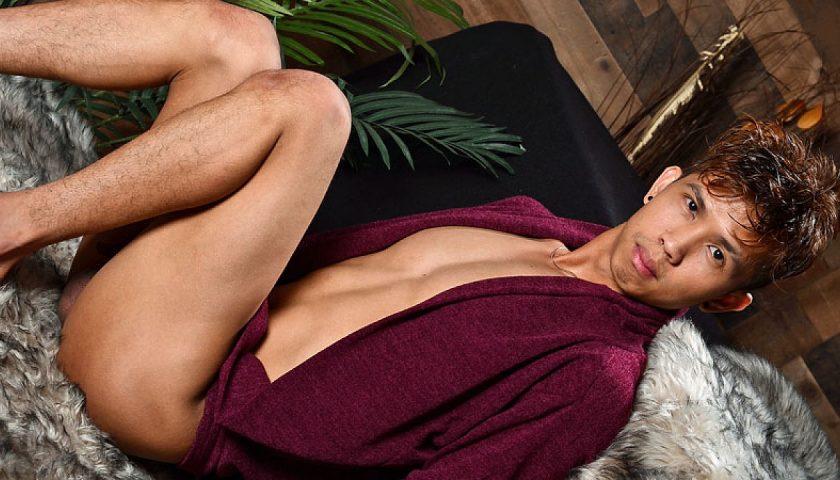 Levy Foxx semi nude